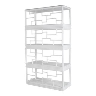 Tibet Etagere - White For Sale