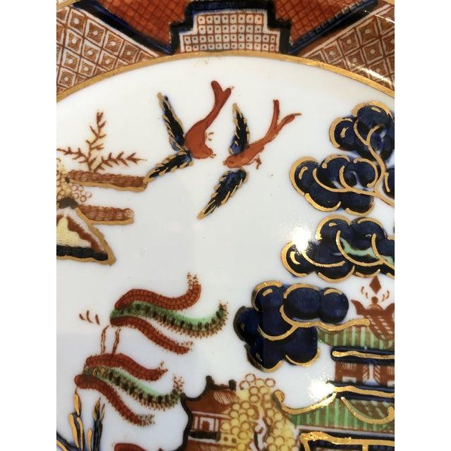 Ceramic Staffordshire Medium Sized Plates -Set of 14 For Sale - Image 7 of 10