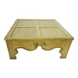 Drexel Heritage Coffee Table