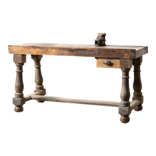 19th Century French Provincial Jeweler's Table For Sale