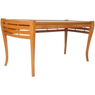 Art Moderne or Art Deco French Desk For Sale