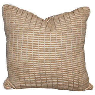 Outdoor Silk & Chenille Pillow For Sale