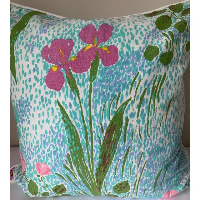 Pair of Paule Marrot Brunschwig Fils Custom Pillows For Sale In New York - Image 6 of 13