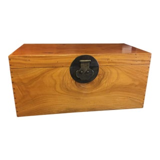 Chinese Camphor Wood Trunk