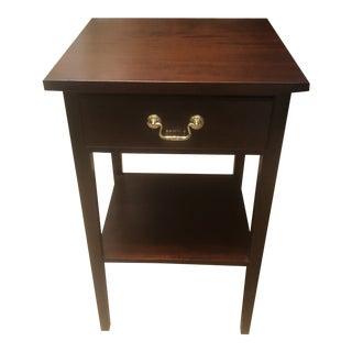 Owen Suter's Walnut Side Table For Sale