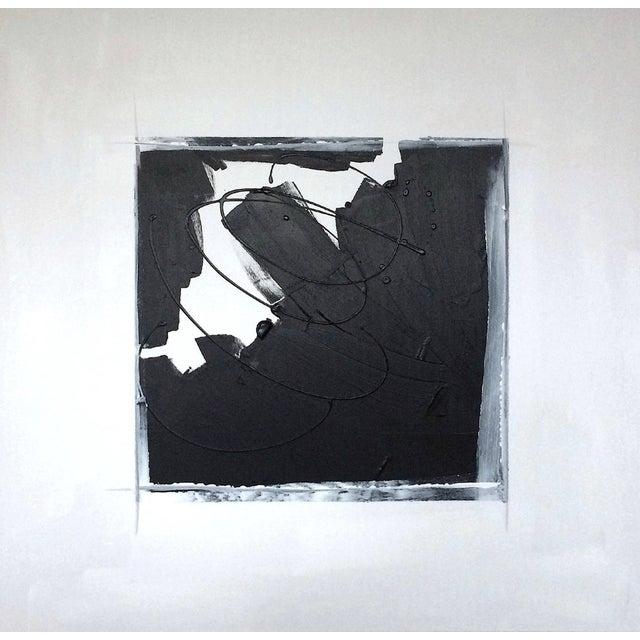 'Heartbreaker' Original Abstract Painting by Linnea Heide - Image 1 of 8