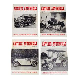 Antique Automobile Club Magazines - 1953 Full Year Antique Automobiles, Cars