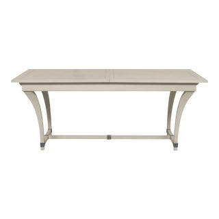 Casa Cosima Living Rhodes Dining Table - Revere Pewter For Sale
