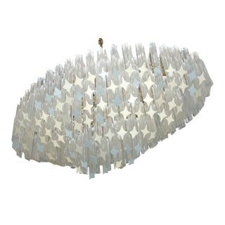 Venini Crystal Chandelier