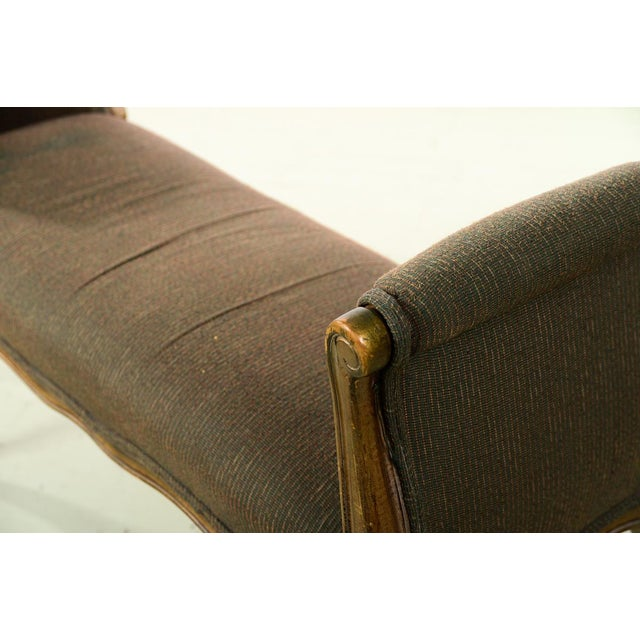 French Louis XV Style Window Bench Seat - Image 6 of 10