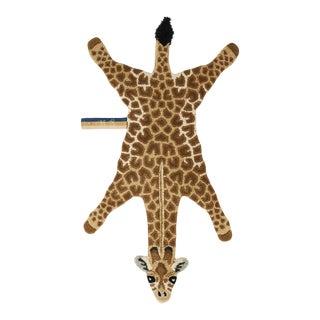 Doing Goods Gimpy Giraffe Rug Small For Sale