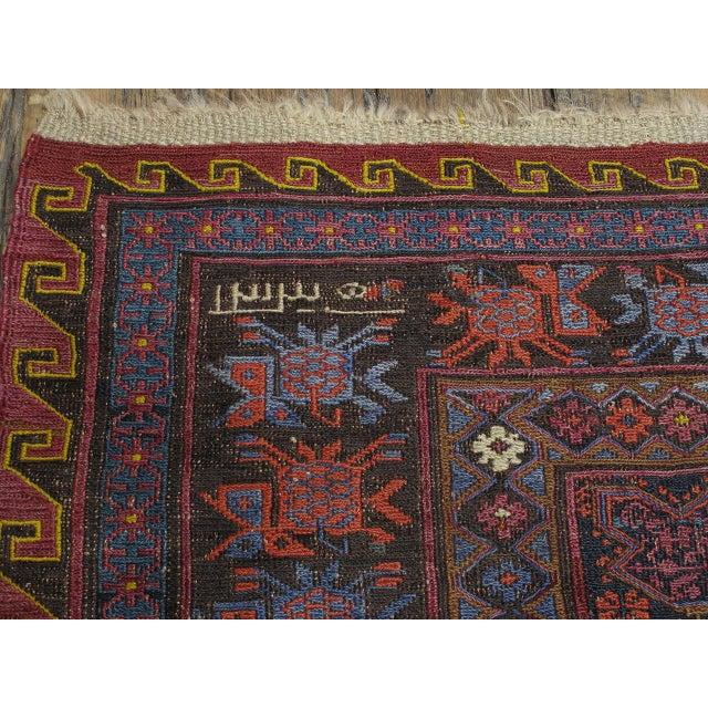 Sumak Carpet For Sale - Image 9 of 10