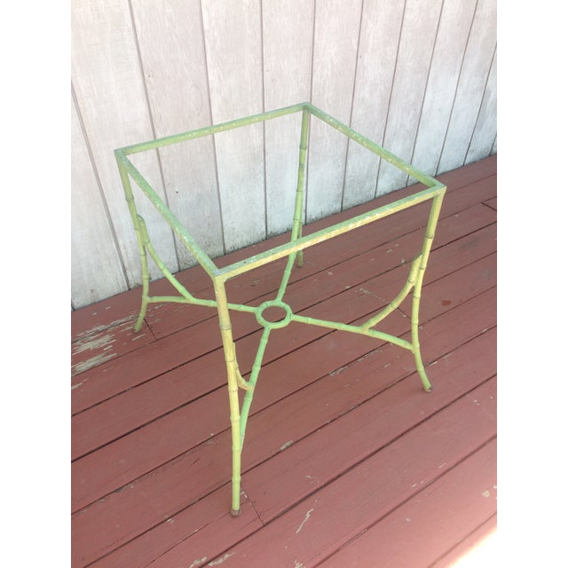 Marble Top Bistro Table - Image 8 of 8