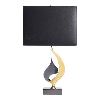Chic Table Lamp by Willy Daro For Sale