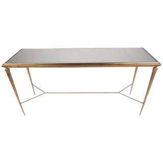 Contemporary Modern Console Table