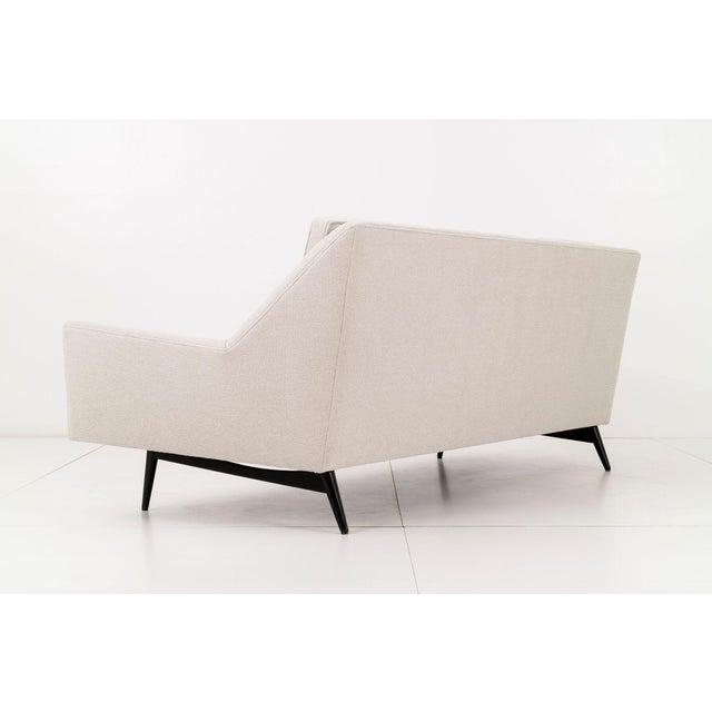 Mid-Century Modern Paul McCobb Geometric Sofa For Sale - Image 3 of 8