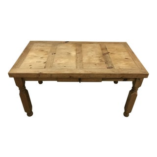 Country Pine Desk