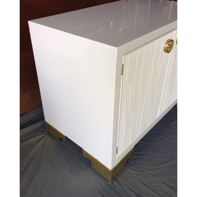 Metal Chest by Barbara Barry for Baker For Sale - Image 7 of 9