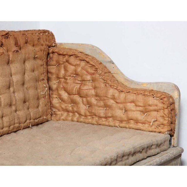 """18th Century Carved """"Trag Roccoco"""" Sofa For Sale - Image 5 of 6"""