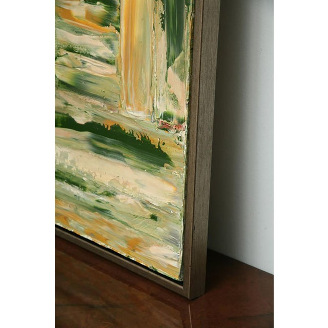 Gray Ricardo Rumi, Oil on Canvas For Sale - Image 8 of 8
