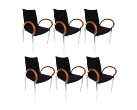 Image of Italian Dining Chairs