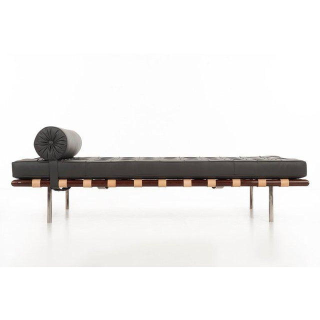 Ludwig Mies Van Der Rohe Rosewood Daybed For Sale - Image 9 of 10