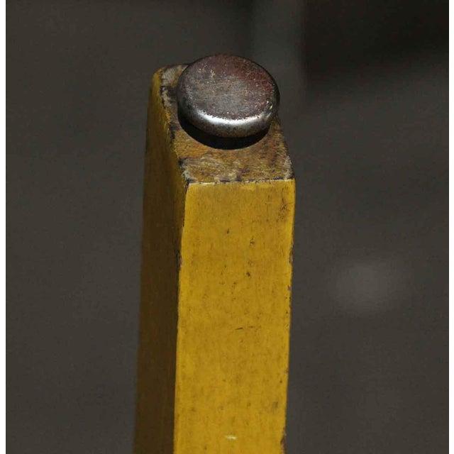 Wooden School Chair - Image 7 of 7