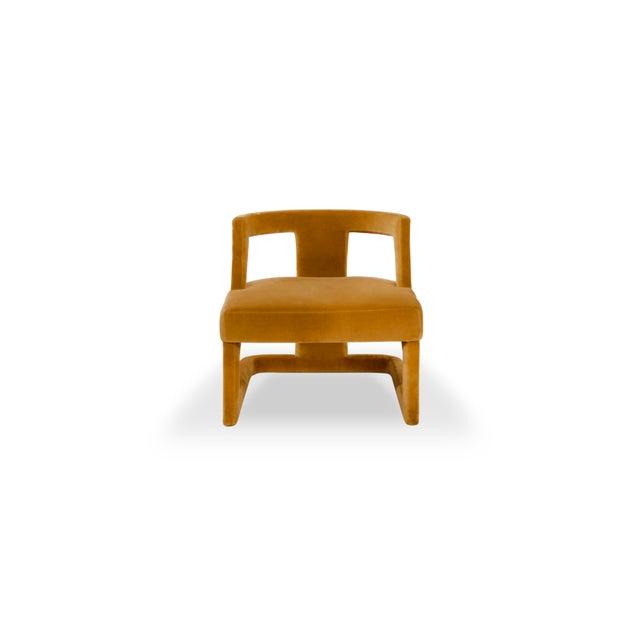 Covet Paris Batak Bold Armchair For Sale - Image 9 of 10