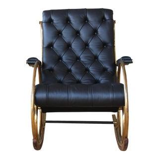 Lee Woodard Rocking Chair For Sale