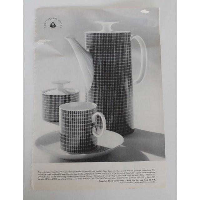 Rosenthal Medallion 1963 Porcelain China Set - Image 7 of 7