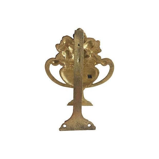 Brass Urn Door Knocker - Image 7 of 7