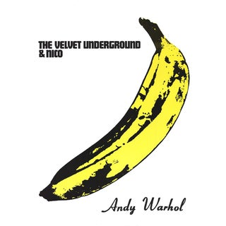 Andy Warhol, the Velvet Underground & Nico, Offset Lithograph For Sale