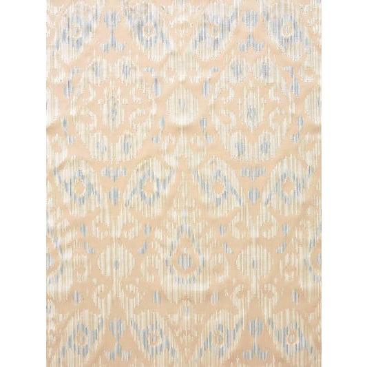 Sample, Scalamandre Tashkent Velvet, Cloud Fabric For Sale