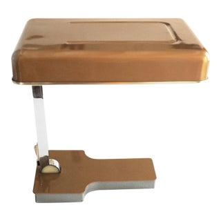 Vintage Mid 20th Century Modernist Bauhaus Fase Desk Lamp For Sale