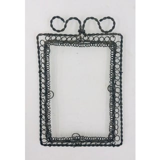 Antique Victorian Wire Frame Preview
