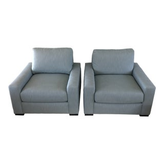 Restoration Hardware Maxwell Chairs - a Pair For Sale