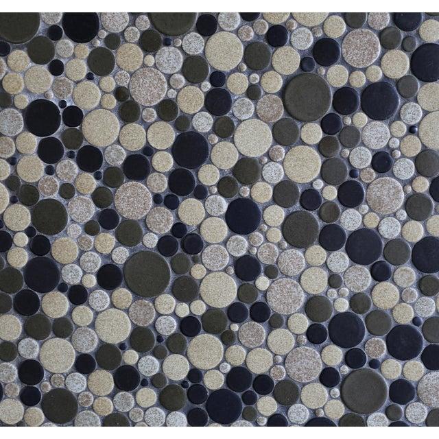 Jane & Gordon Martz Ceramic Tile Coffee Table for Marshall Studios, Circa 1960 For Sale - Image 9 of 11