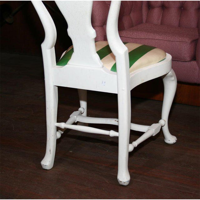 1940s Vintage Dorothy Draper Side Chairs- Set of 4 For Sale - Image 17 of 21