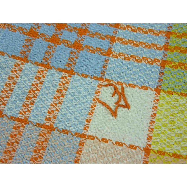 Multicolor Linen Monogrammed Towels - Set of 6 - Image 6 of 6