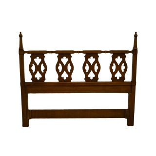 20th Century Spanish Drexel Furniture Esparanto Collection Queen Size Headboard For Sale