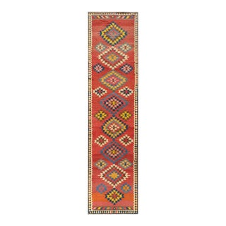 Early 20th Century Kilim Runner For Sale
