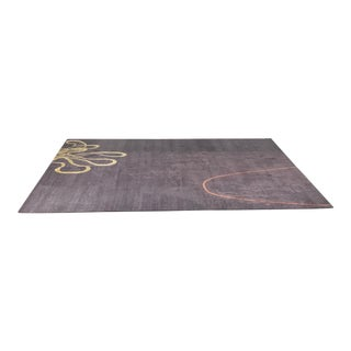 Derrick Buisch for Limn Collection Hand Knotted Rug