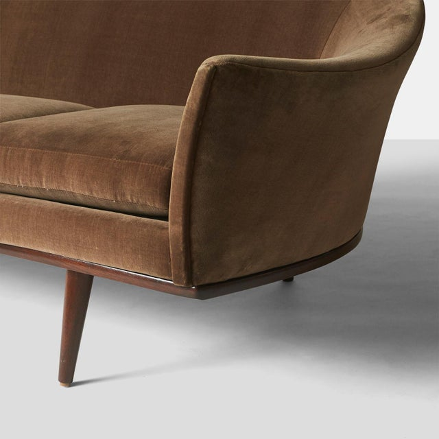 Sofa attributred to Ico Parisi For Sale In San Francisco - Image 6 of 7
