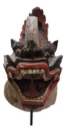 Image of Asian Antique Wall Accents