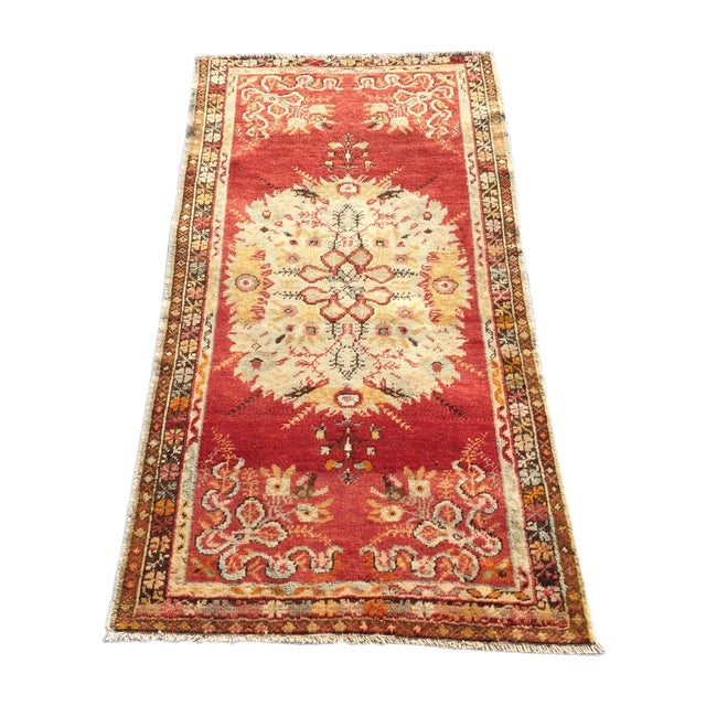 Anatolian Persian Rug - 2'5'' X 4'9'' - Image 1 of 8
