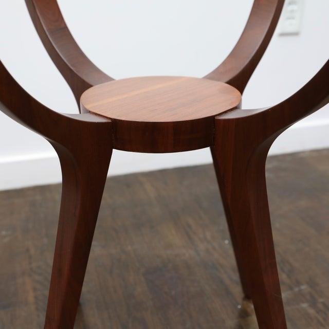 Jindrich Halabala Jlindrich Halabala Style Side Table For Sale - Image 4 of 7