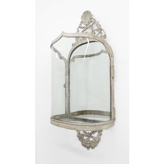 Frederick P. Victoria & Son, Inc. Queen Anne Style Wall Lantern For Sale - Image 4 of 5
