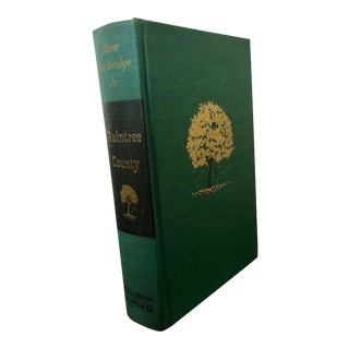 """Vintage Green Book, """"Raintree County"""" For Sale"""