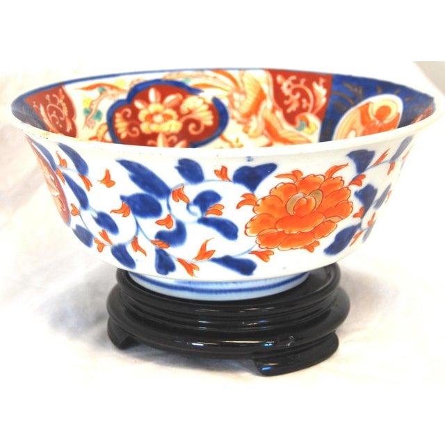 Japanese Imari Porcelain Bowl - Image 2 of 7