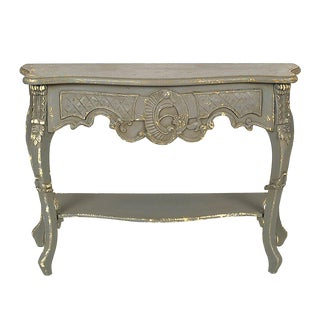 French Classic Style Side Table For Sale